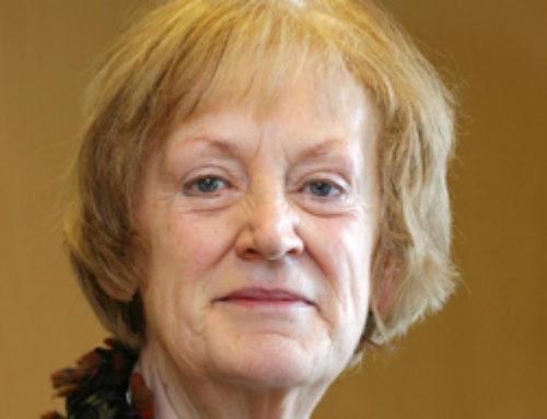 Ambassadrice van Het Begint met Taal: Annie Brouwer overleden