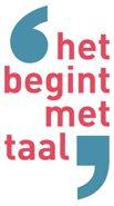Het Begint met Taal Logo