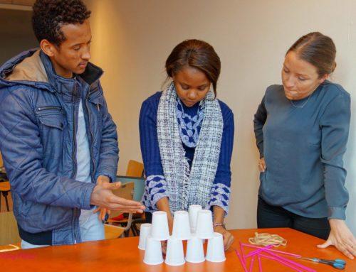 Onderzoek: zet in op taal& toekomst jonge vluchtelingen
