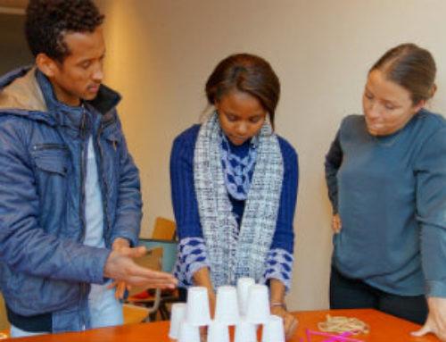 ING Nederland fonds ziet toekomst in Taal & Toekomst