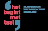 Logo Het Begint met Taal
