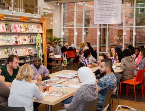 Onderzoek: positief effect taalcafés