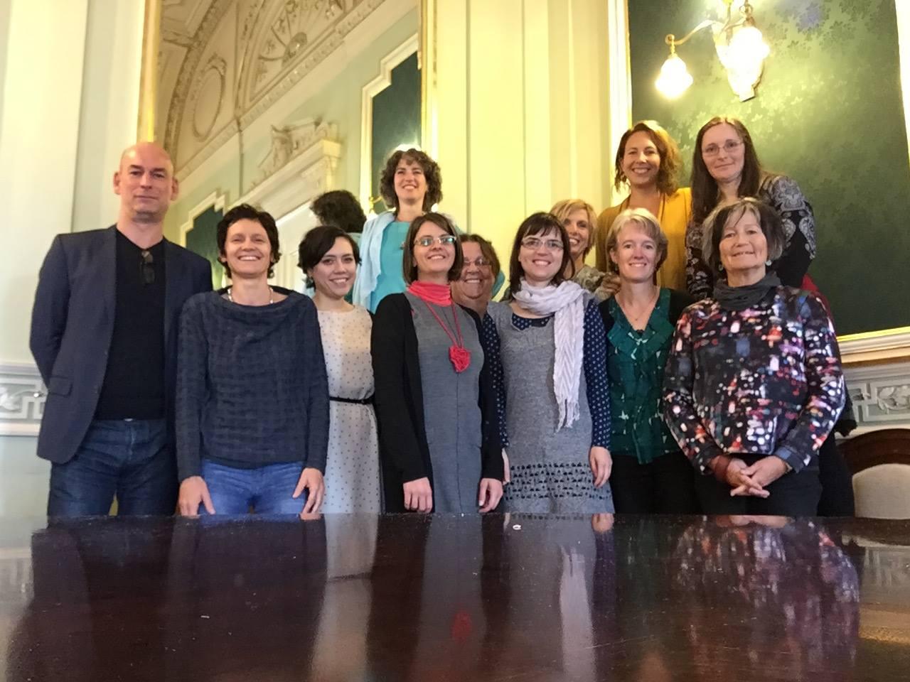 deelnemers VIME project