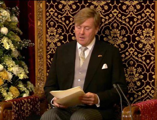 Koning bevestigt het belang van taal voor integratie