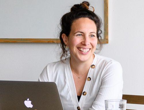 Sylvia bepleit meer samenwerking NT2-docenten en taalvrijwilligers in Vakwerk
