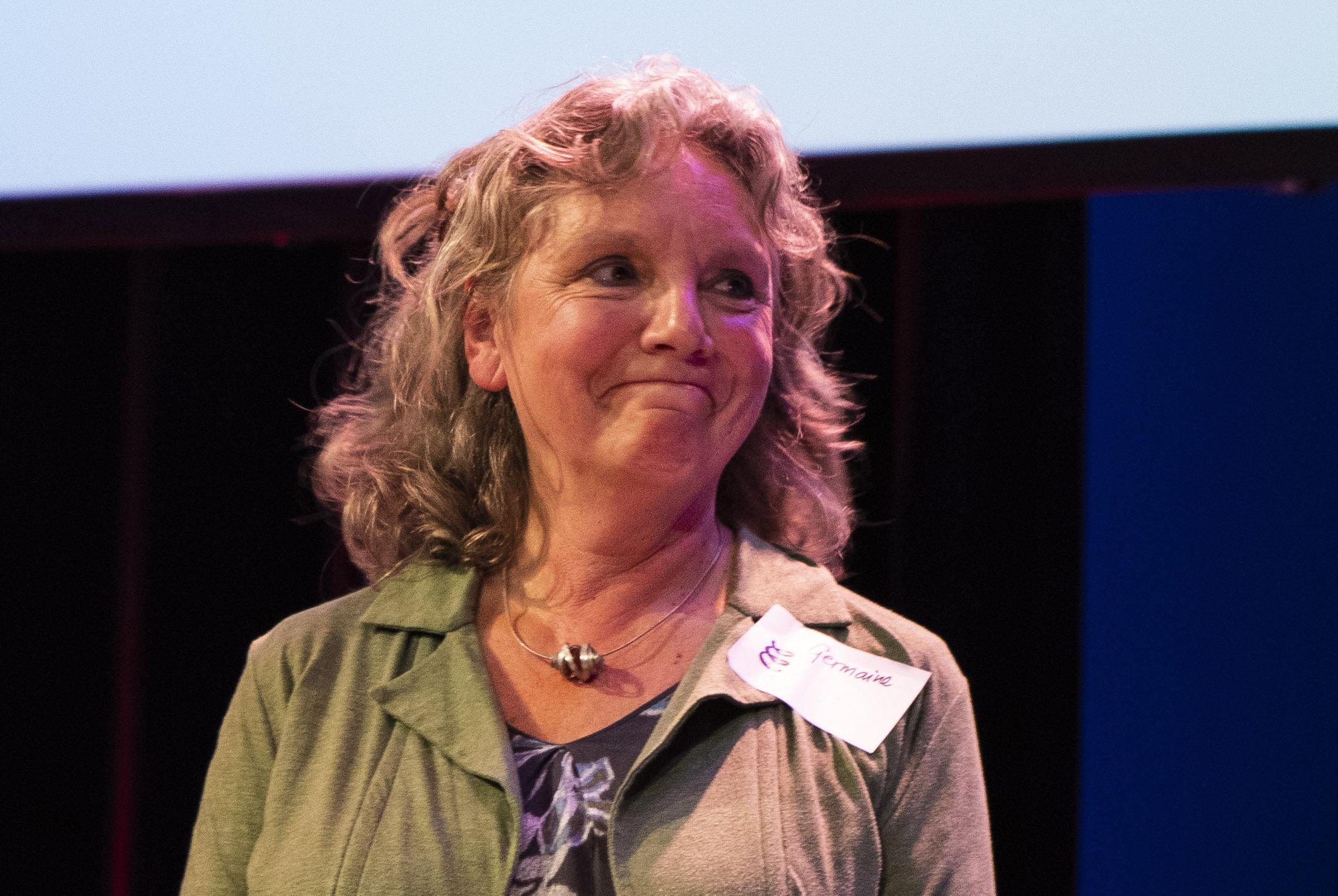 Coordinator Germaine Trooster