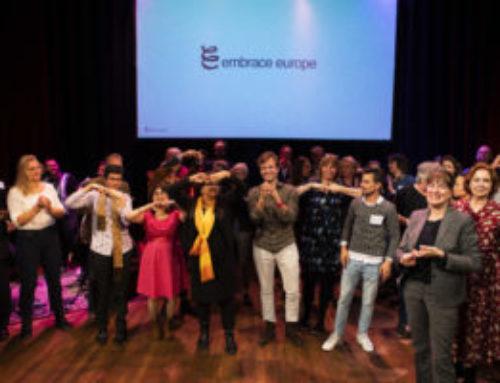 Feestelijke aftrap 'Spreek Nederlands met me'