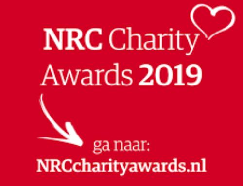 Het Begint met Taal geselecteerd voor NRC Charity Awards