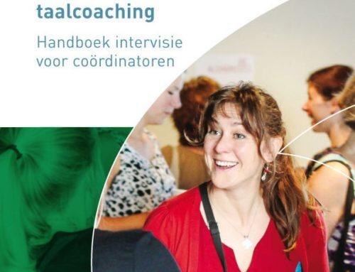 Het Begint met Taal lanceert handboek 'Intervisie bij taalcoaching'
